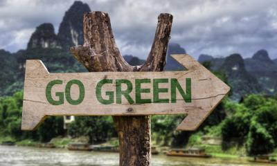eco-friendly signs