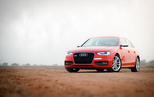 eco-friendly car Audi