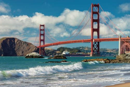 San Francisco California travel