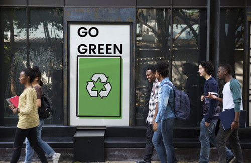 eco-friendly college