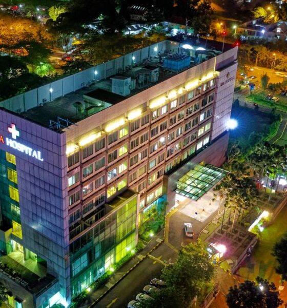 green design trends for holistic hospitals