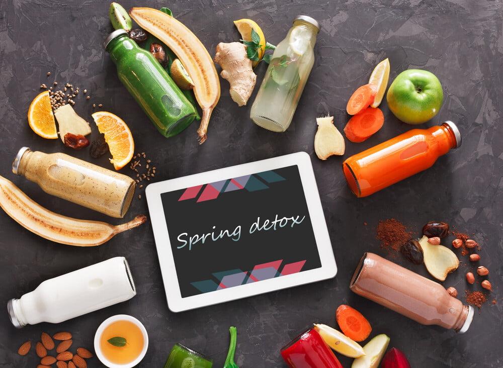 holistic spring detox