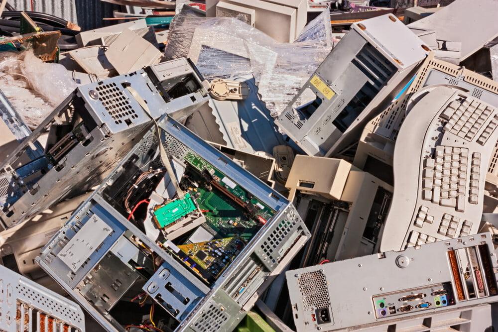 handling e-waste