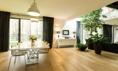 eco-friendly homes interior