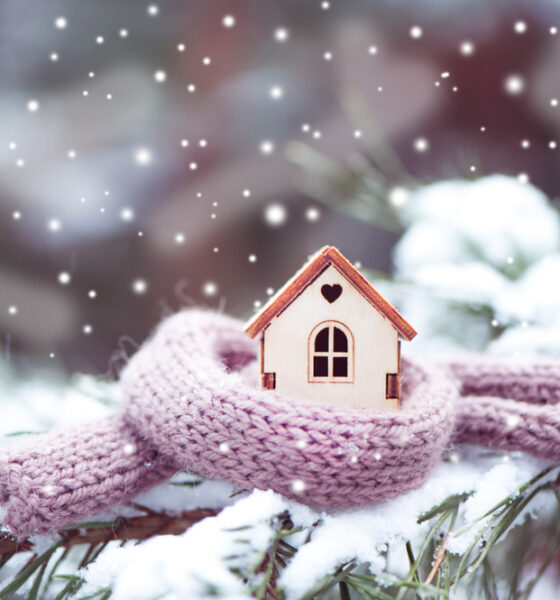 winter house ideas