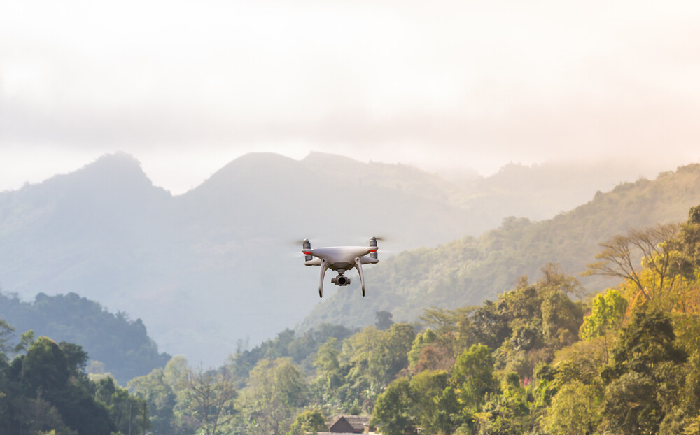 drones are saving our forests