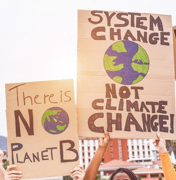 fight climate change and reduce carbon footprint after the pandemic
