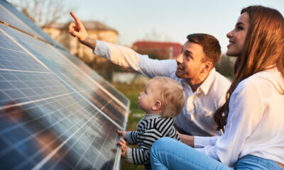 financial benefits of residential solar power