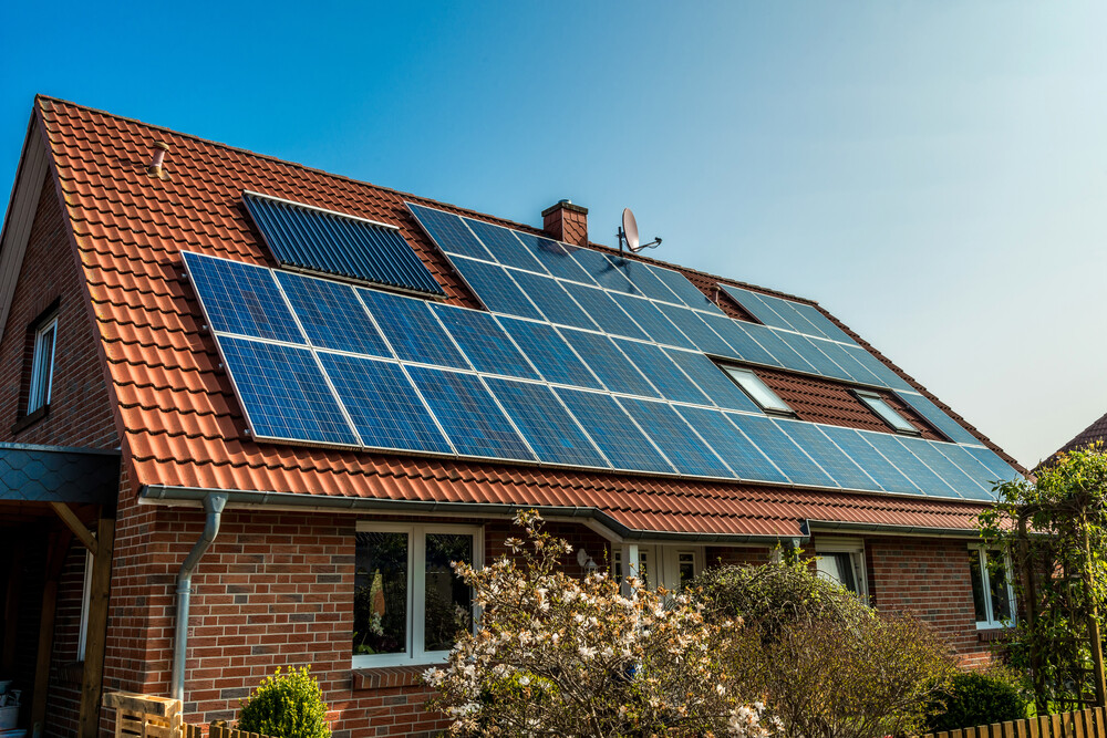 energy efficient homes for a lower carbon footprint