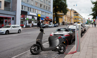 electric motorcycle industry is growing