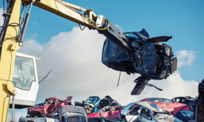 scrap cars sustainably