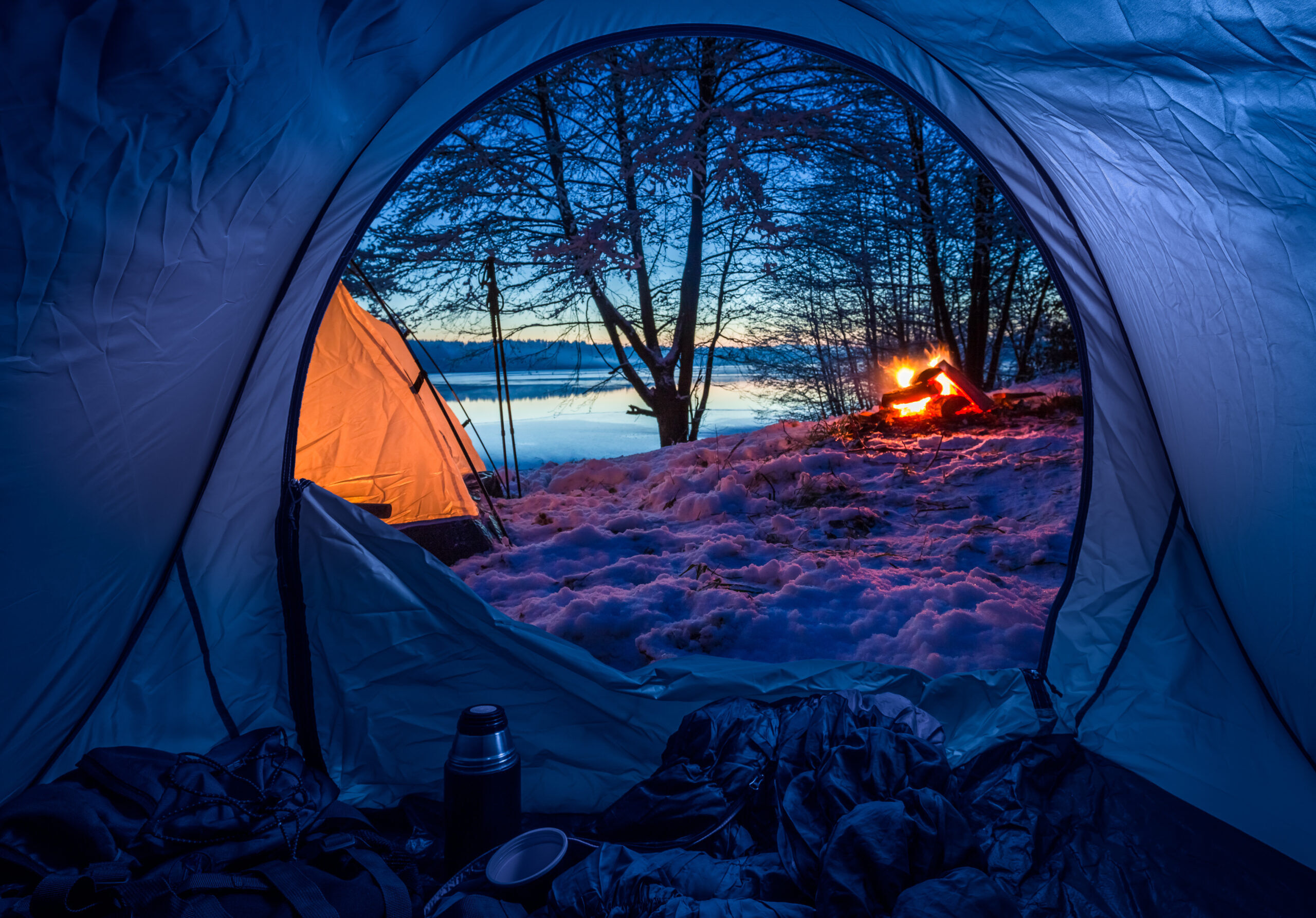 How to Keep Tent Warm, Tips for Winter Camping