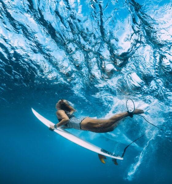 eco-friendly water sports