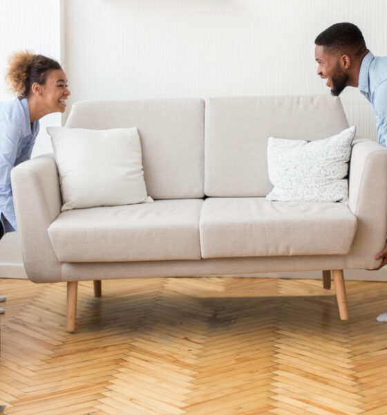 eco-friendly furniture moving