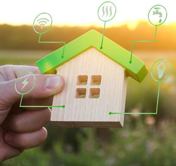 eco-friendly property