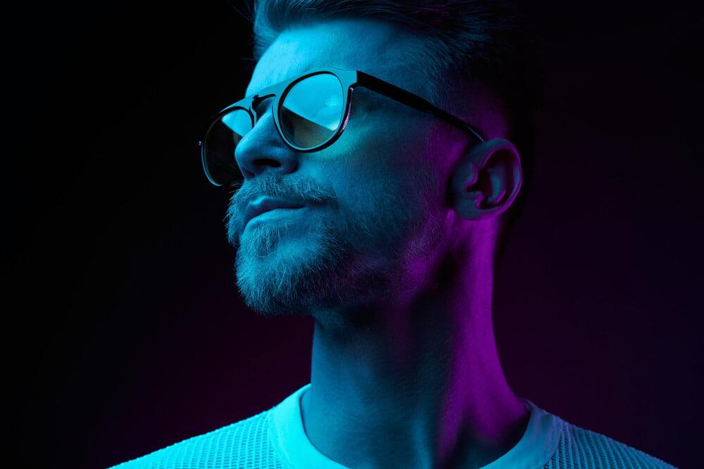 eco-friendly blue light sunglasses