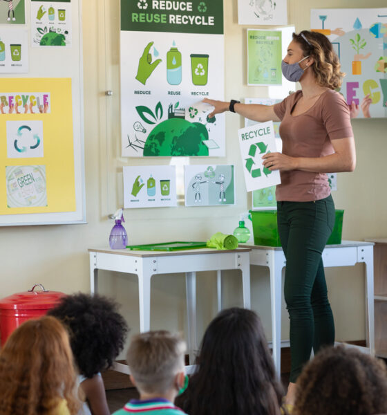 benefits of environment focused education