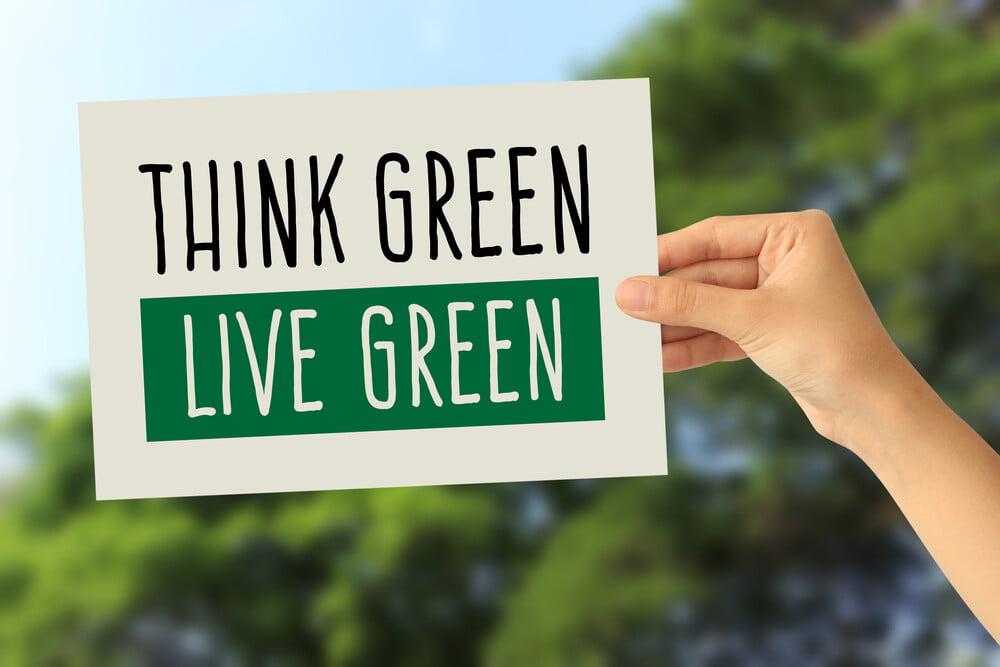 live an eco-friendly life