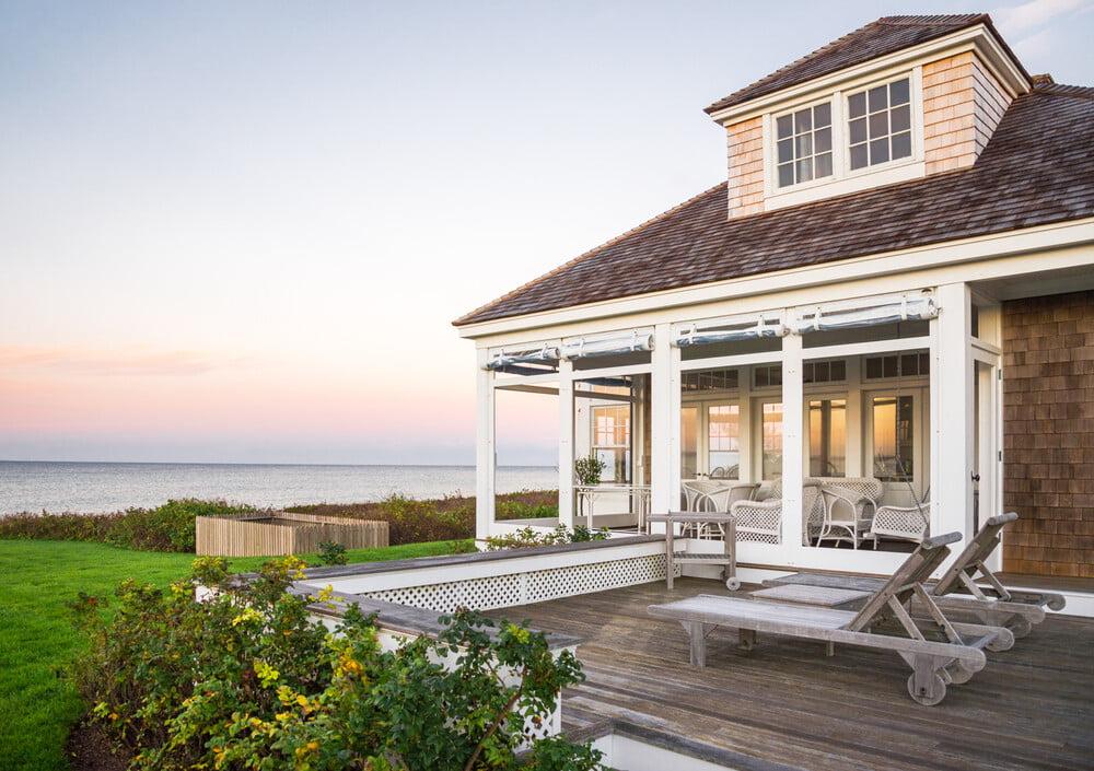 sustainable beach house