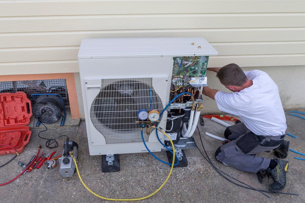 heat pump for eco-friendlier home