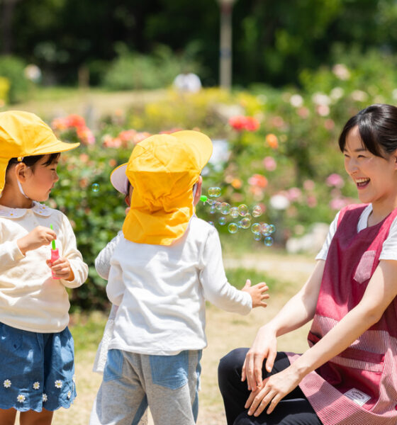 eco-friendly nursery