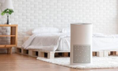 eco-friendly air purifier