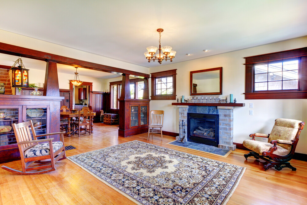 antique rugs can be great for eco-friendly consumers