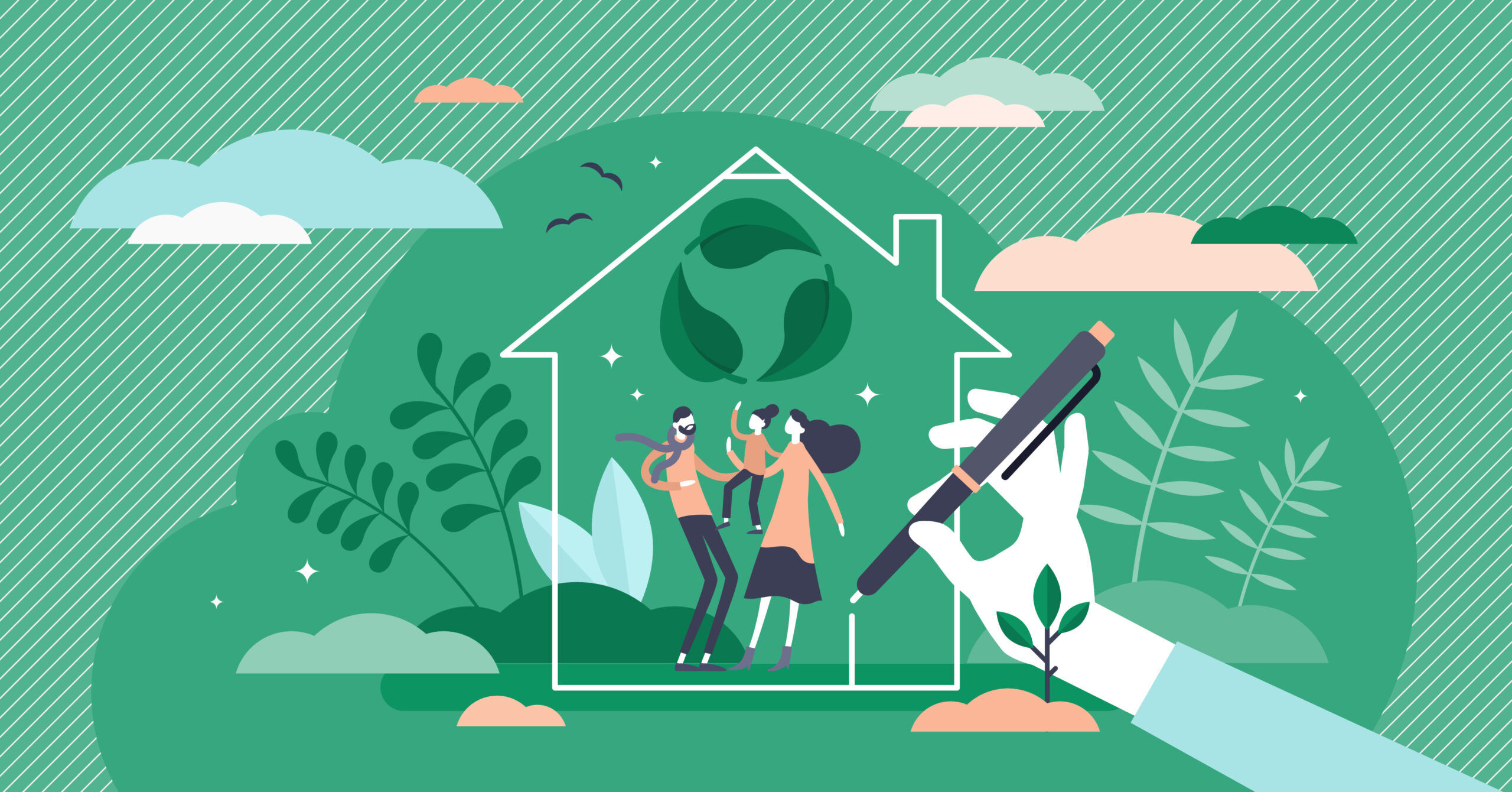 eco-friendly property owners