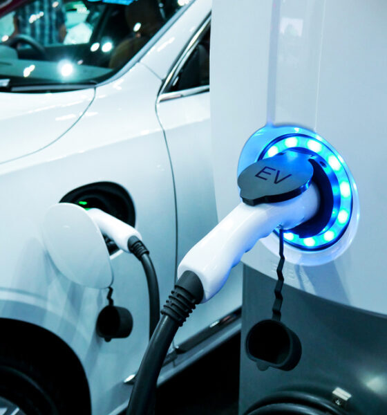 electric cars and power industry