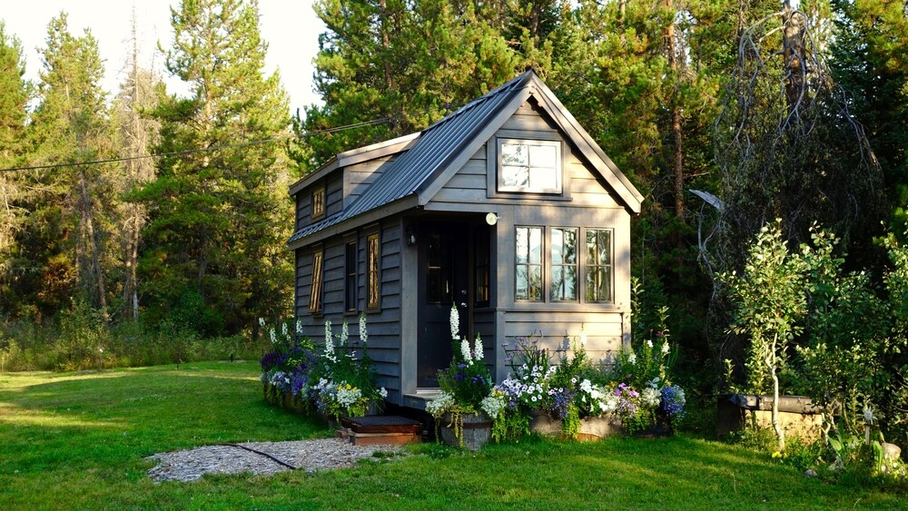 tiny house for eco-friendly homeowners