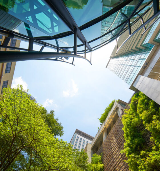 sustainable commercial property