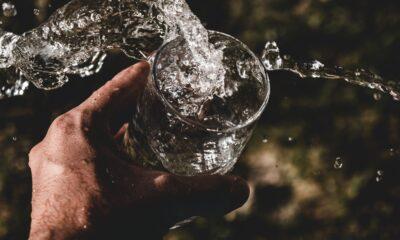 fresh clean water