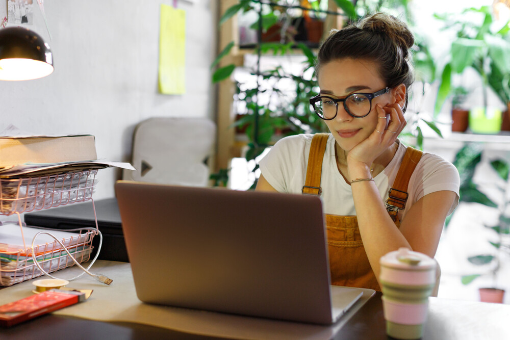 work from home for an eco-friendly business