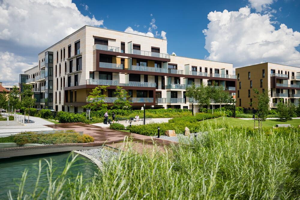 eco-friendly apartments