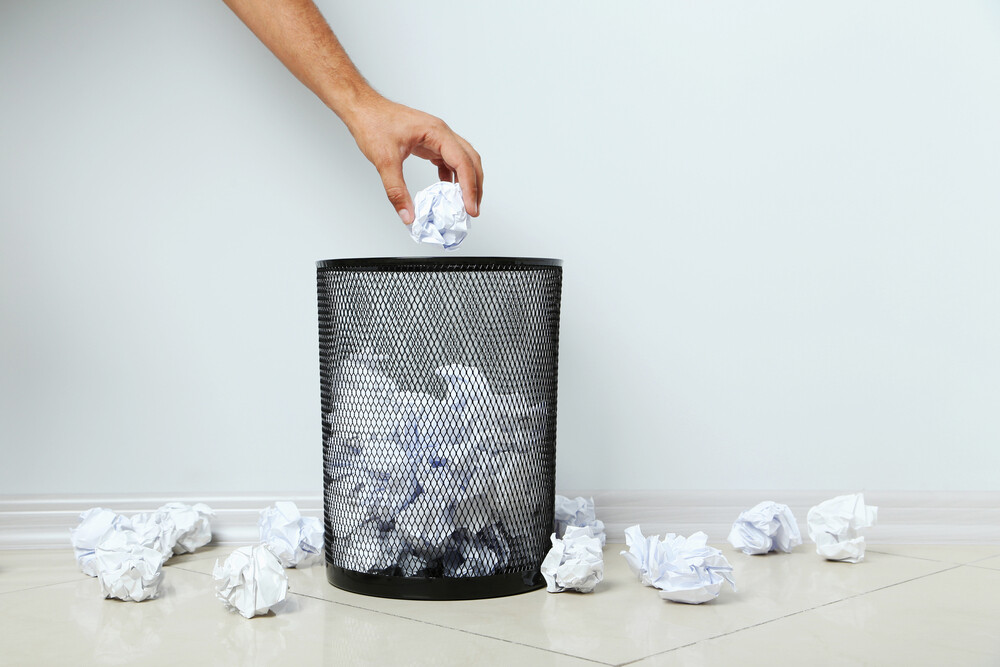 reduce paper waste with managed print services